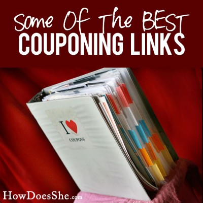 Couponing? Find some of the best links!