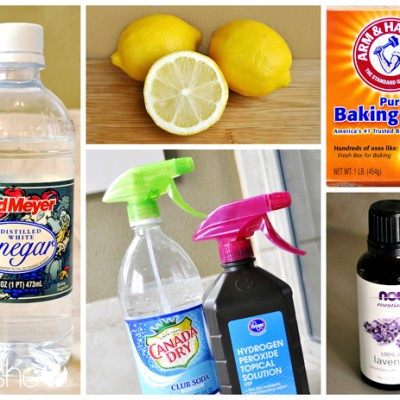 6 Greener Cleaners, Disinfectants, and Deodorizers