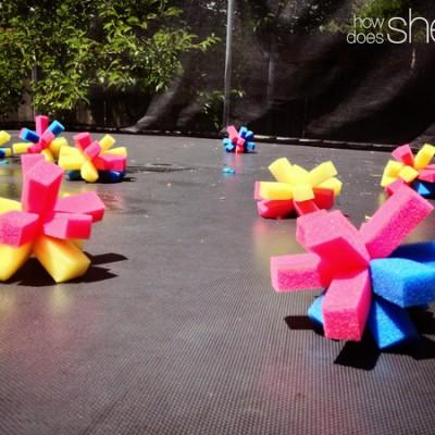 Play Splash Ball – A Fun DIY Water Balloon Alternative