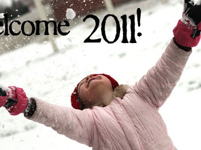 Welcome 2011!