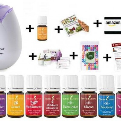 Young Living Essential Oils – Starter Kit