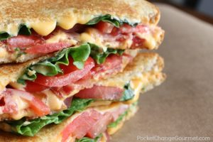 Bacon-Lettuce-Tomato-Grilled-Cheese