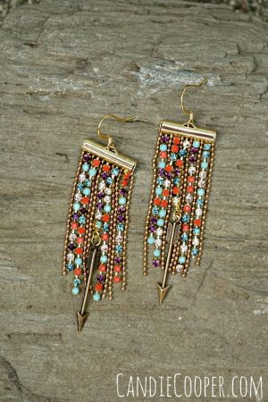 DIY-Jewelry-Making-Fringe-Earrings