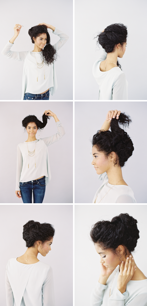 hair tutorials for weddings, prom
