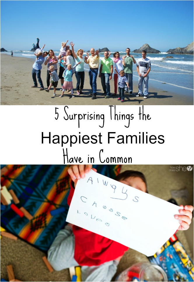 Happiest Families