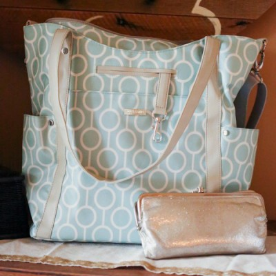 Fashion Meets Function Finally! Why We Love Our JJ Cole® Diaper Bag