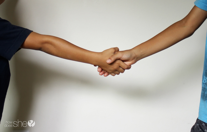 Let's make a deal-parenting tips to negotiate with your kids (3)