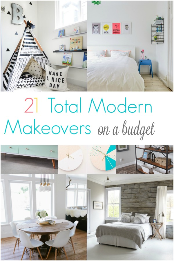 Modern makeovers