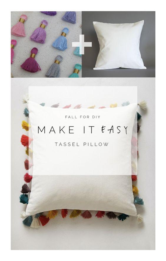 Tassel DIYs 15