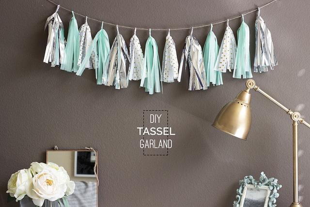 Tassel DIYs 3