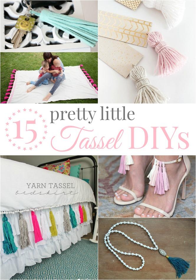Tassel DIYs