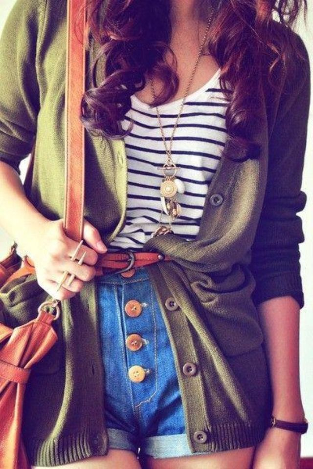 Splendid Thrift Store Fashion Outfits Summer