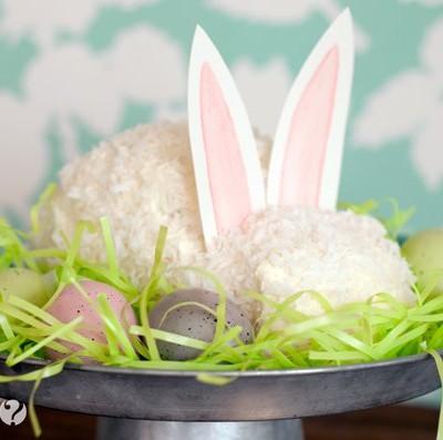 How to Make a Bunny Cake! Plus Bonus Bunny Bums!