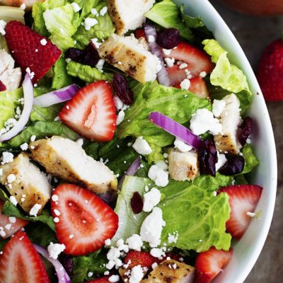 20 Delicious Summer Salad Recipes. So Yummy!