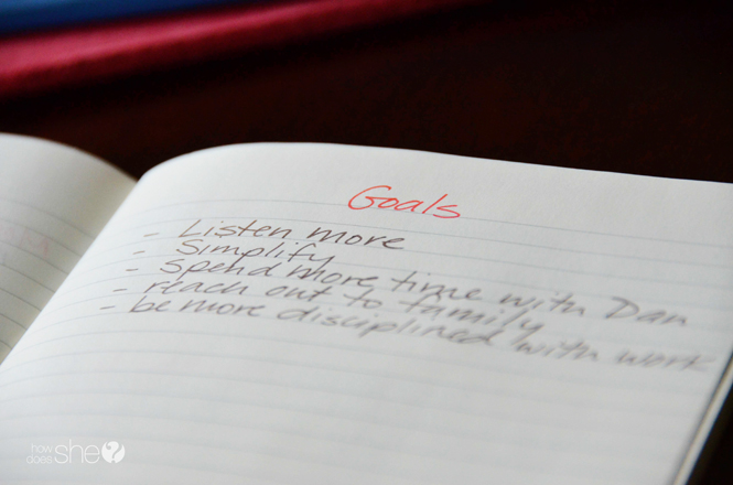 7 Tips to organize your life with a simple notebook (5)