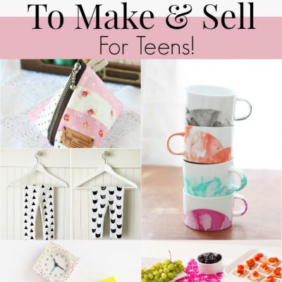 23 of the Best Crafts To Make and Sell for Teens