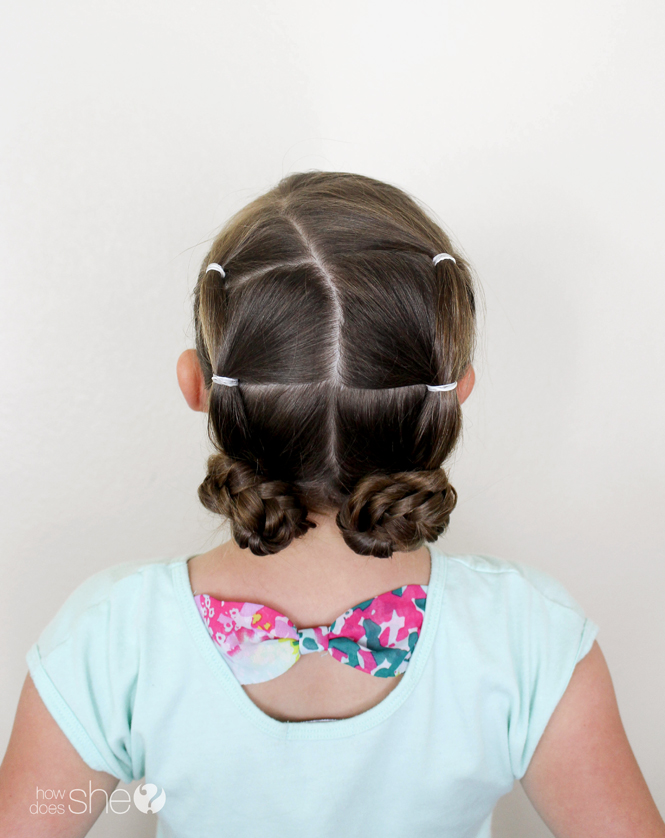 Braided Buns that Work with Layers (1)