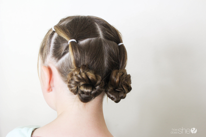 Braided Buns that Work with Layers (2)