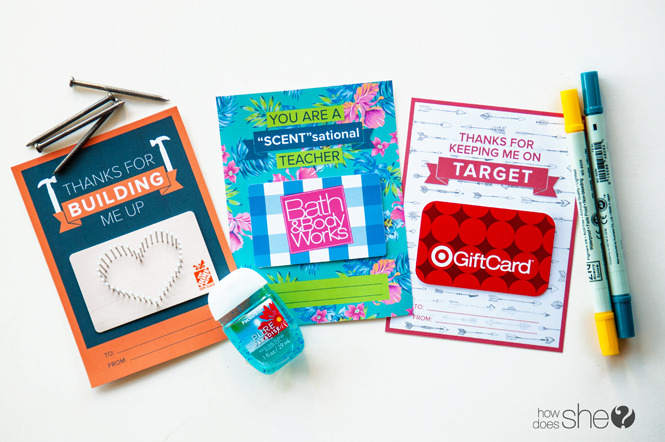 Creative gift card ideas for teachers with free printable (4)