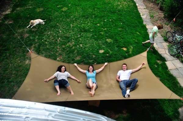 DIY hammock 13