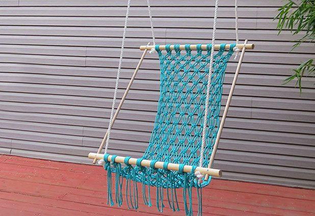 DIY hammock 2