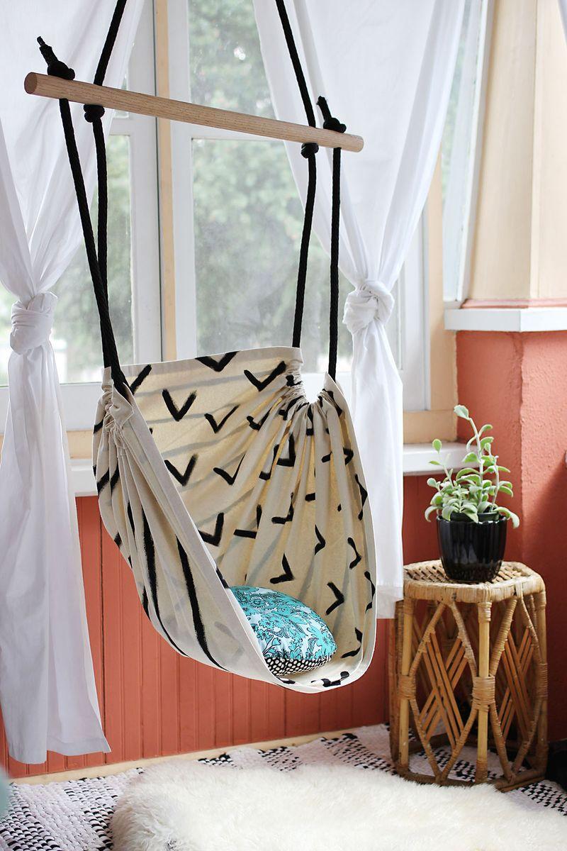 DIY hammock 4