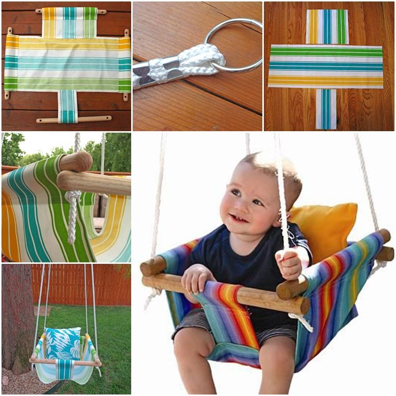 DIY hammock 6
