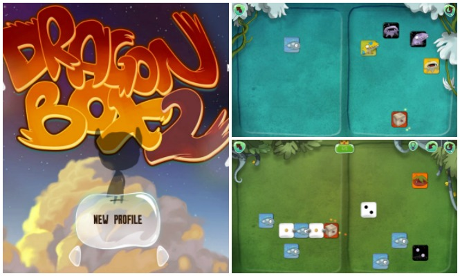 Educational apps for kids Dragon Box