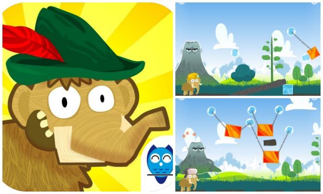 Educational Apps for Kids Slice Fractions