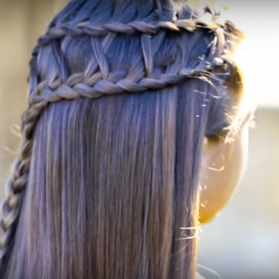 Lattice Braid Combo – Fun Hairstyle For all Girls