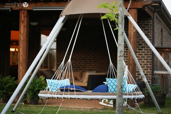 SkyBed Luxury Lounger