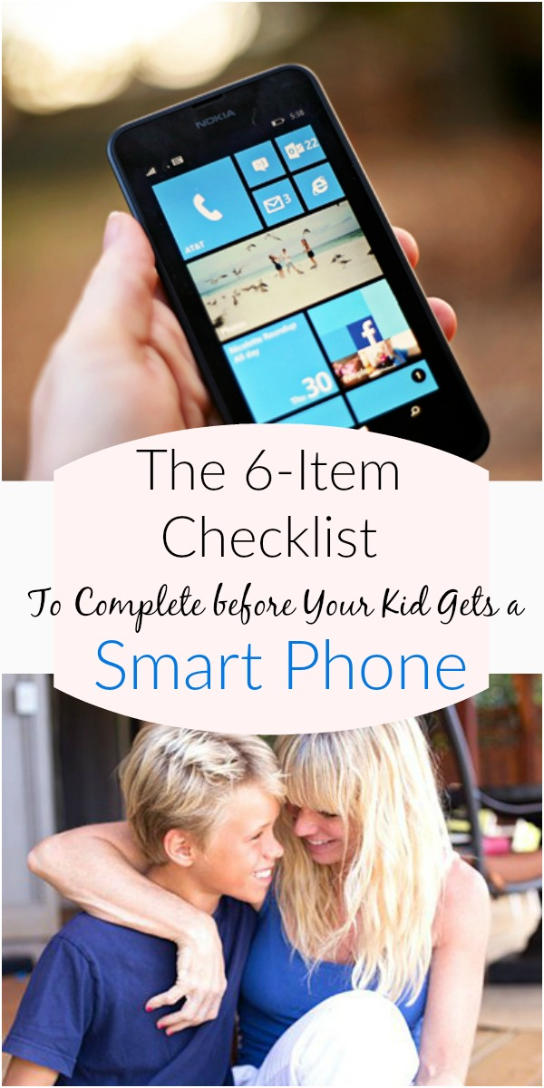 Smart phone Pinterest