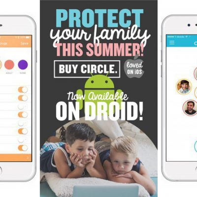 How to keep kids safe online. Meet Circle and a BIG announcement.