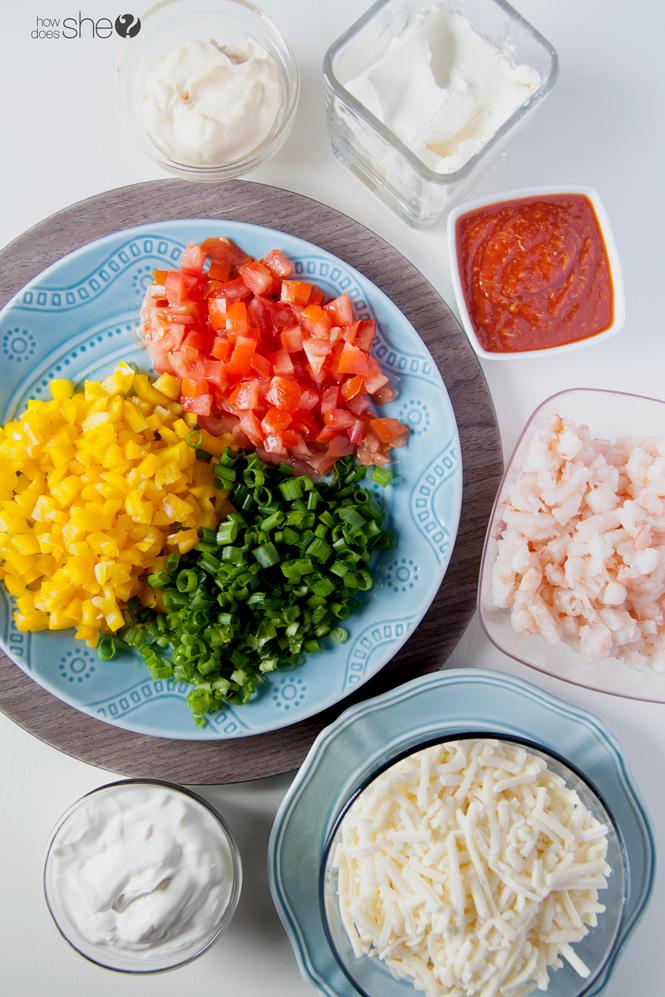 amazing layered seafood dip (1)
