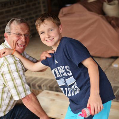 "Building ""Useful"" Father's Day Memories with Bosch Tools"
