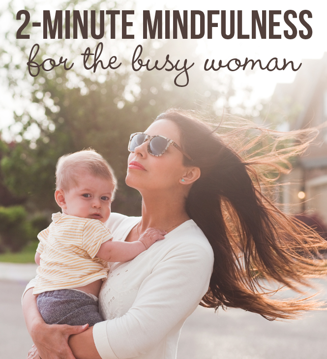 Mindfulness Activities for the Busy Woman