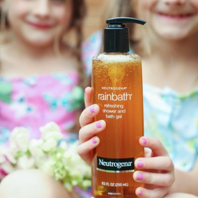 Teaching Beauty from the Inside with Neutrogena Rainbath + Huge Beauty Pack Giveaway!