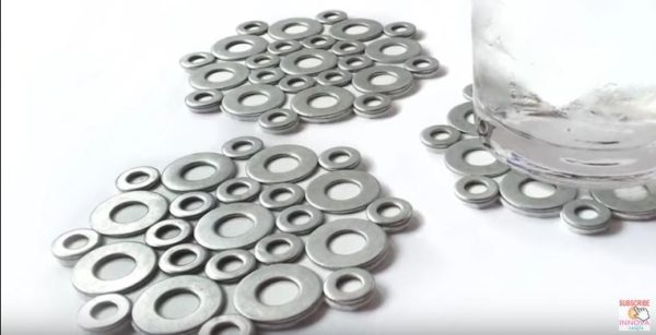 washer coasters