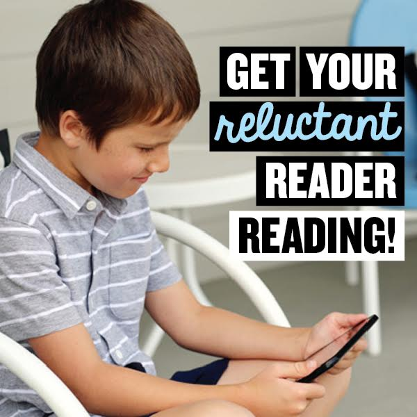 How I Got My Reluctant Reader to Love Reading