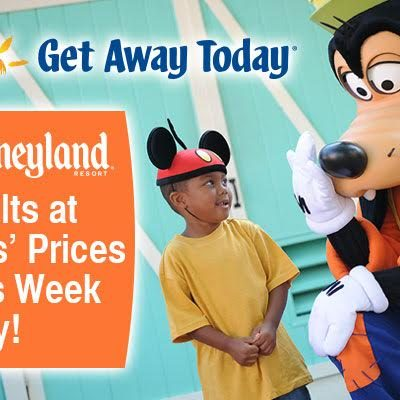 Adult Disneyland Tickets at KID Prices!