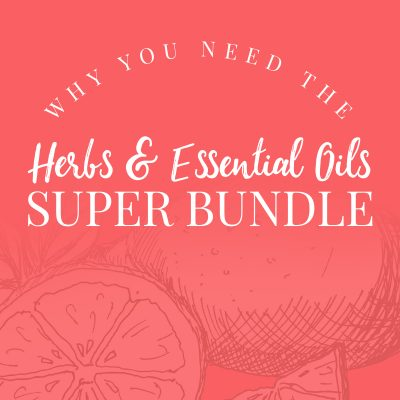 The Natural Remedies SUPER BUNDLE 2016