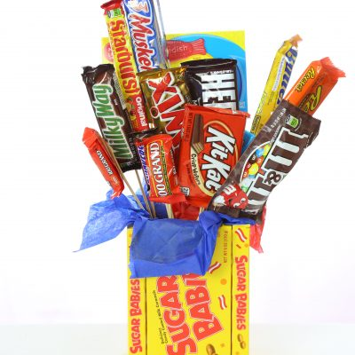 Easy Candy Bouquet – The Perfect Gift!