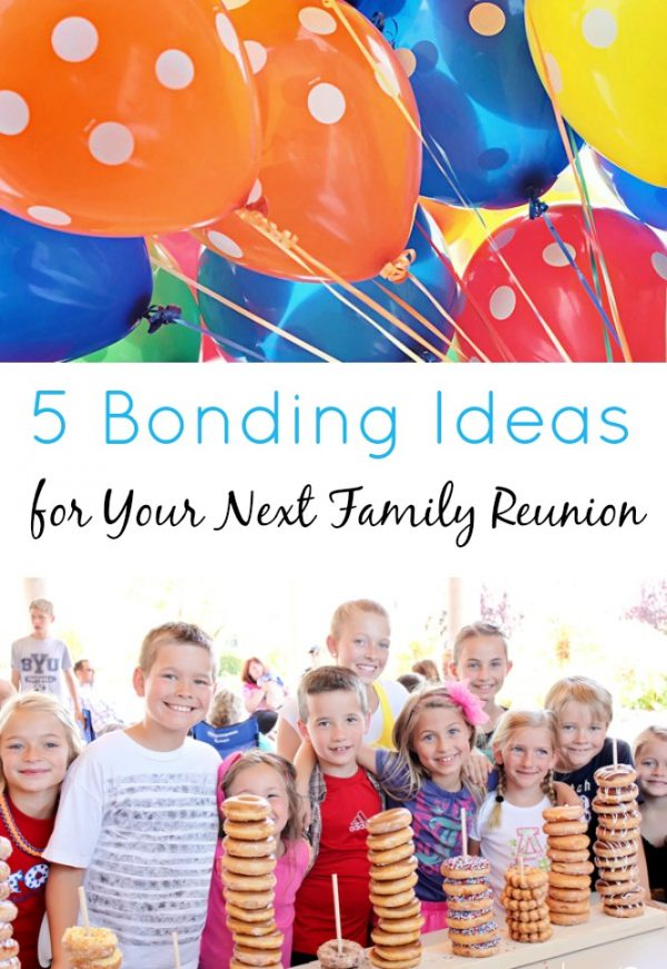 Bonding ideas