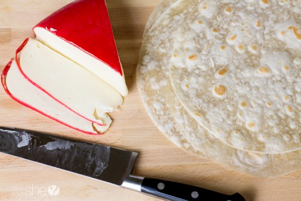 Fontina Quesadillas Try these three killer combinations (1)