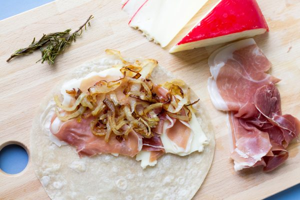 Fontina Quesadillas Try these three killer combinations (8)