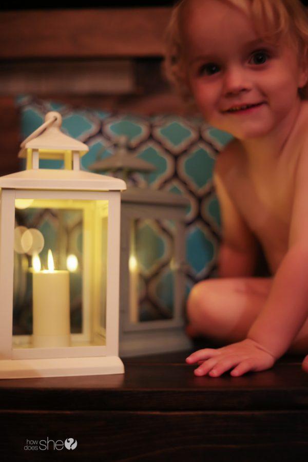Luminara lanterns (2)