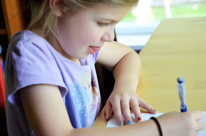 The Summer Notebook Writing and Planning Fun With Kids (3)