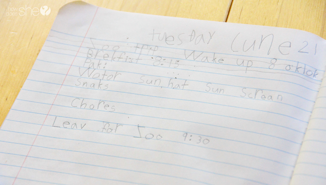 The Summer Notebook Writing and Planning Fun With Kids (6)