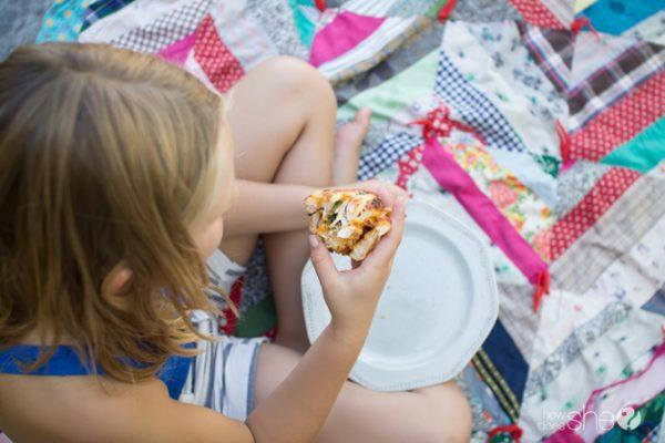 BBQ chicken pizza rolls (11)