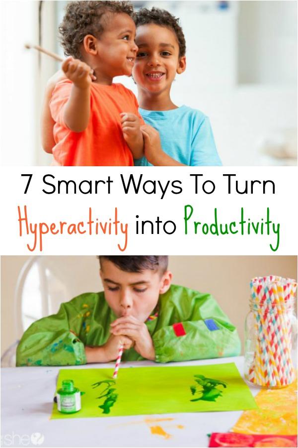 Hyperactivity Pinterest